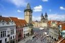 Предколедна Прага, Будапеща от Русе