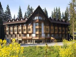 Апартмент резиденс хотел Малина