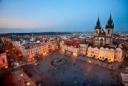 Предколедна Будапеща, Прага и Братислава