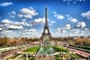Първа пролет  в Париж