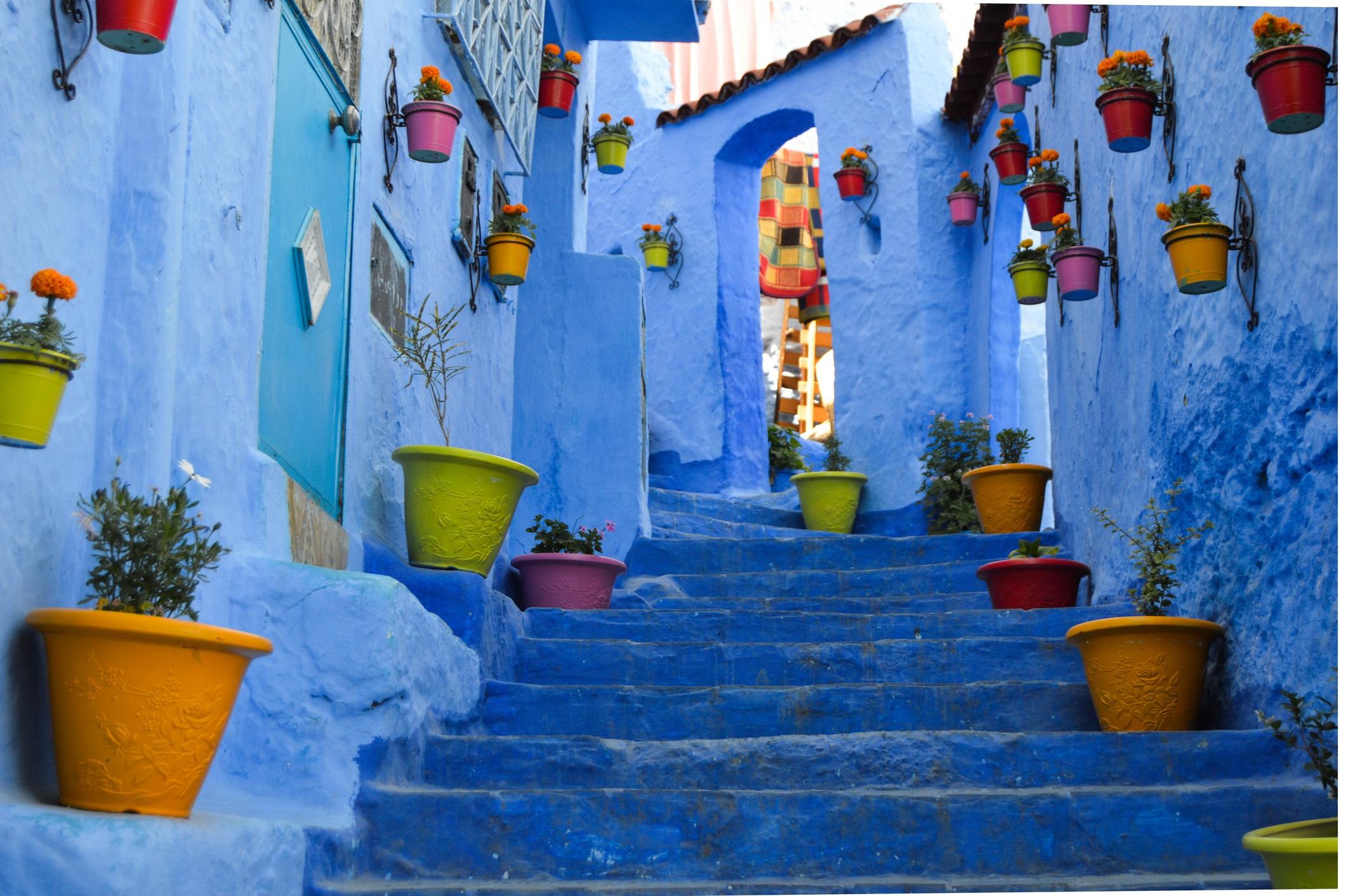 Имперски градове и Гибралтар – Мароко между два свята