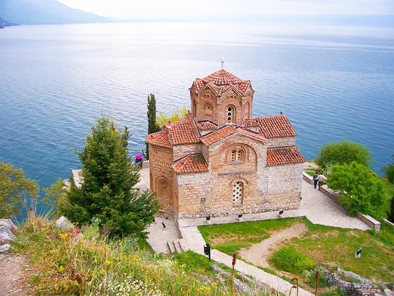 Охрид и Скопие /от Русе /