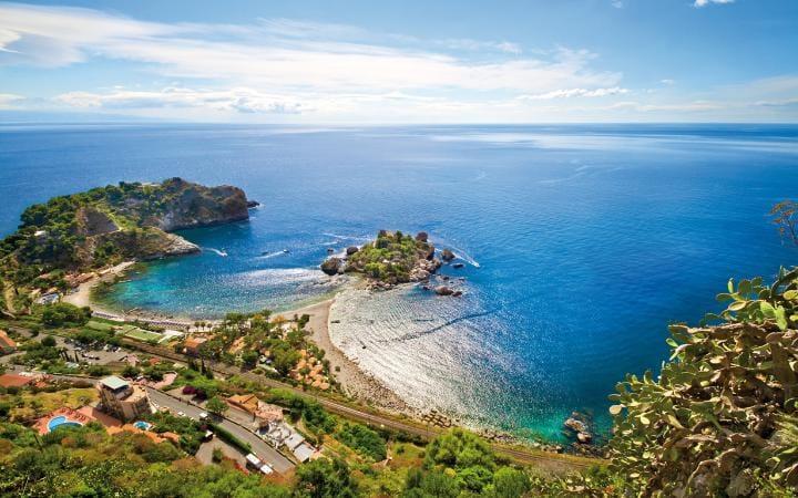 Сицилия – хотели на полупансион