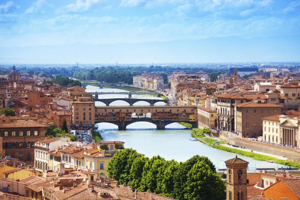 Венеция – Флоренция: Италиански Ренесанс