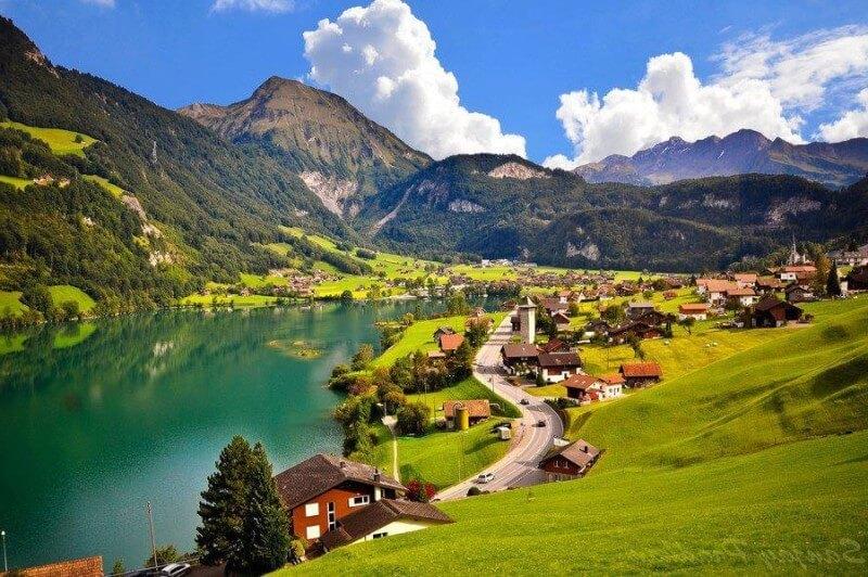 Швейцария, Италия, Франция