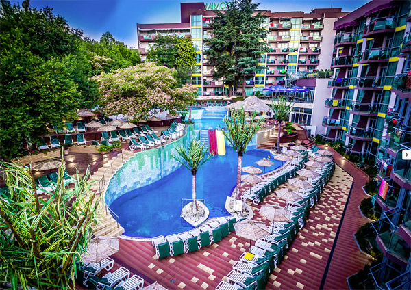 Хотел Мимоза ****