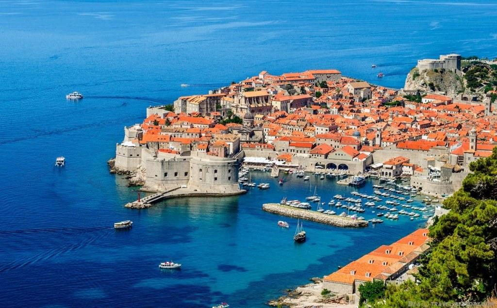 Почивка в Черна гора и Дубровник