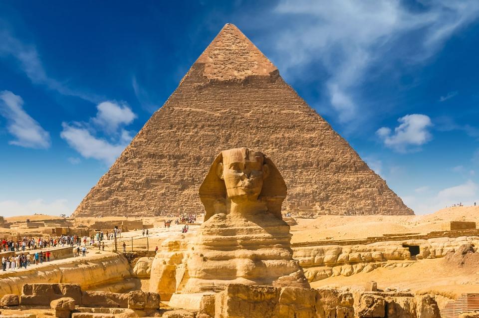 Египет от А до Я с круиз по Нил