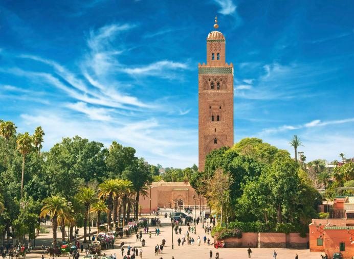 Португалия, Испания и Мароко