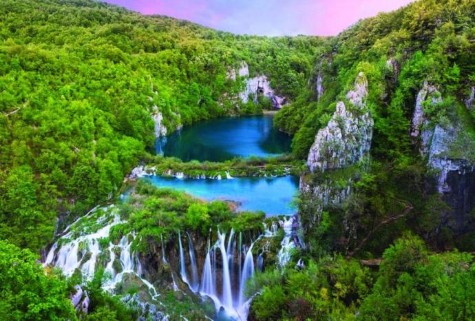 Плитвички езера – Постойна яма
