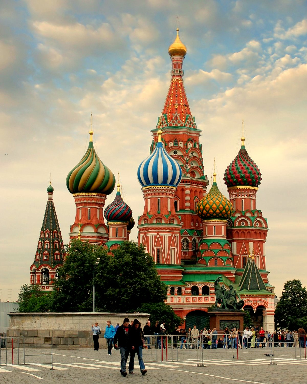 Москва и Санкт Петербург от Варна