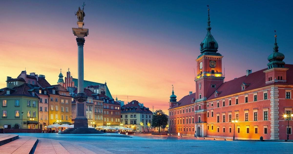 Майски празници във Варшава