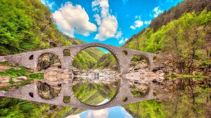 Хасково-Кърджали-Перперикон- Дяволски мост