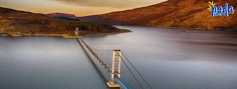 Хасково -Кърджали – Дяволски мост-Моста при с. Лисиците