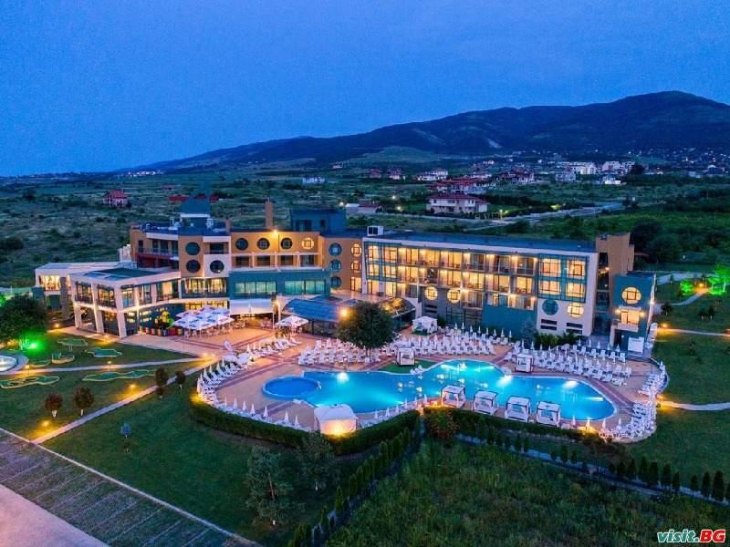 Парк и СПА хотел Марково – Пловдив