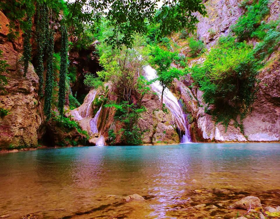 Хотнишки водопад  – Музей на илюзиите – Мини България, Велико Търново