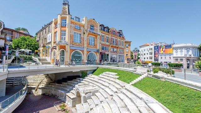 Пловдив и Стара Загора